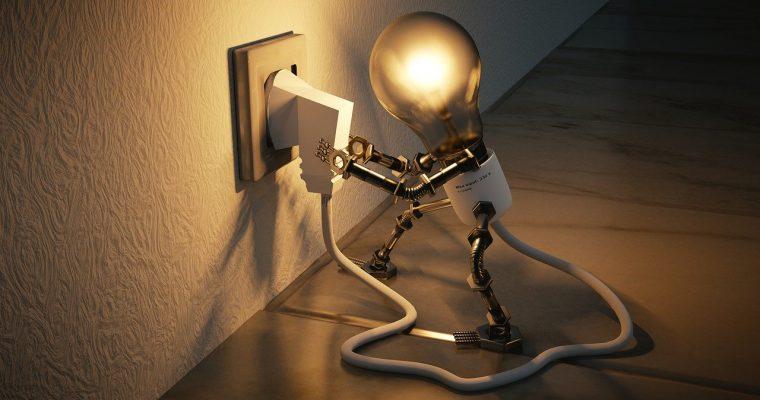 Le problème d'électricité lors du déménagement